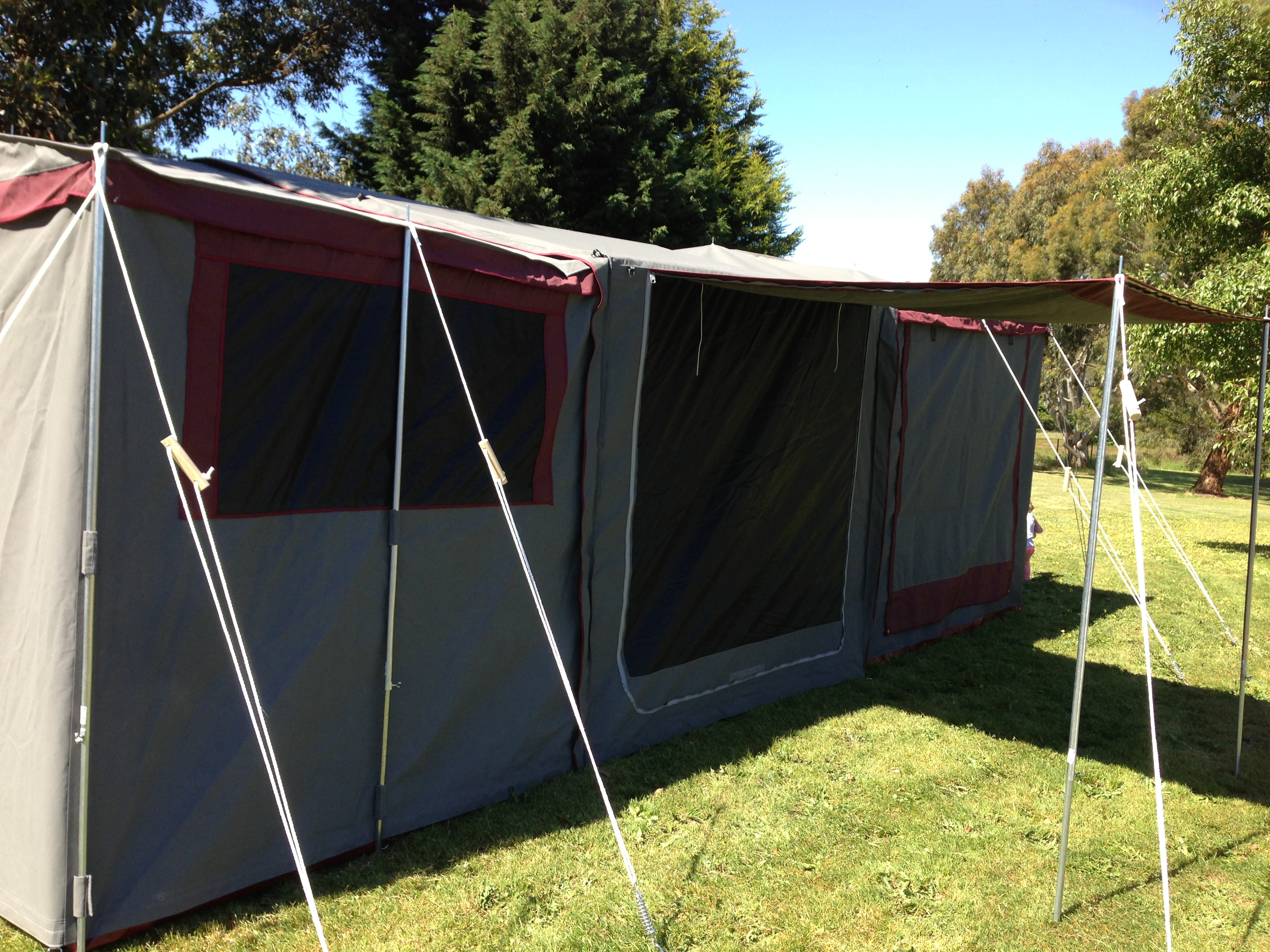 Gallery & Sunset Campers - Australian made quality camper trailers for sale ...