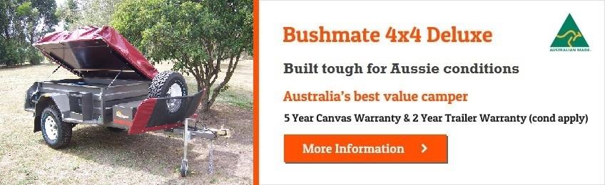 Bushmate 4x4 Deluxe